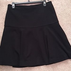 Ralph Lauren rayon blend pleated skirt NWT 6